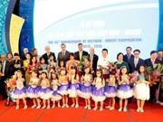 Vietnam remains devoted to children