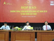 Vietnamese goods awareness week in the pipeline