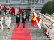 World media highlight Vietnamese Party leader's visit to Japan