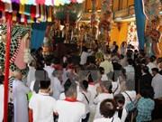 Cao Dai Tay Ninh Church celebrates annual festival