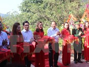 Quang Binh inaugurates foreign service information facility