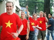 Number of foreign visitors to Vietnam increases
