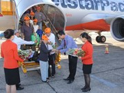 Jetstar Pacific launches new domestic air routes