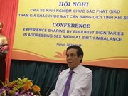 Buddhist dignitaries call for redressing birth gender imbalance