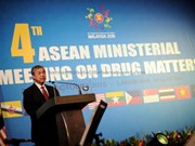ASEAN fails to obtain drug-free region goal