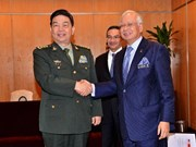 Malaysia, China boost defence cooperation