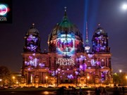 Light art to illuminate national museum
