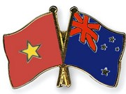 Vietnam, New Zealand hold defence dialogue