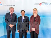 Deputy FM meets top European diplomats at ASEM