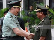 Cambodia, China enhance defence ties