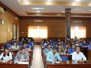 First Vietnamese course for Lao labour ministry staff opens