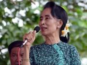 Myanmar: San Suu Kyi wins parliament seat