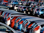 Philippines' vehicle sales hit new high in October