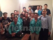 First group of Vietnamese workers in Algeria to return home