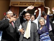 Cambodia's CNRP leader postpones home return