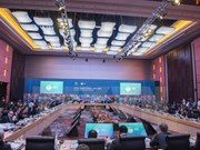 "Indonesia urges APEC to reduce tariff for ""development goods"""