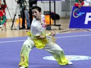 Vi takes silver, bronze at wushu champs