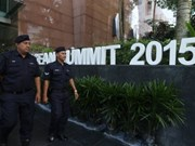 Malaysia: 1,000 soldiers deployed for ASEAN summit security