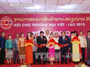 Vietnam-Laos trade fair to open in December