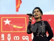 Myanmar: NLD wins 77.04 percent of parliamentary seats