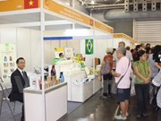 Vietnam attends Asia-Pacific's largest food fair in Singapore