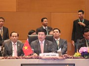 Foreign ministerial-level meetings held to prepare for ASEAN Summit