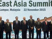 East Asia Summit underway in Malaysia