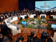 Declaration on the ASEAN Community establishment signed