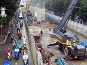 Hanoi metro rail gets fresh loans