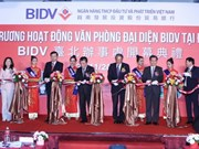 BIDV opens representative office in Chinese Taiwan