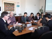 Vietnam consults Australia's research evaluation system