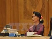 Myanmar accelerates drafting dialogue framework
