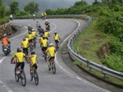 Cycle for newborns journey finishes in Da Nang