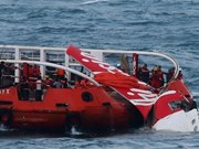 Indonesia announces AirAsia crash conclusion