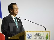 Vietnam to donate 1 mln USD to Green Climate Fund: PM at COP21