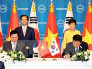 RoK President welcomes FTA with Vietnam
