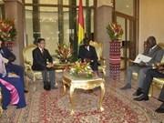 Burkina Faso recognises Vietnam's market economy status