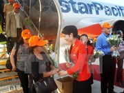 Jetstar Pacific offers cheap flights for online shopping day