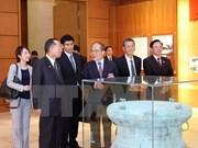 Japanese upper house leader concludes Vietnam visit