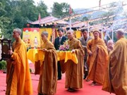 National Buddhism preaching conference takes place in Quang Ninh