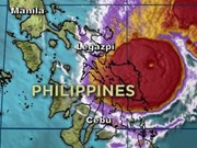 Thousands evacuated as Typhoon Melor hit Philippines