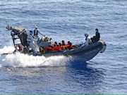 Indonesia's boat sinking leaves four dead, 10 missing