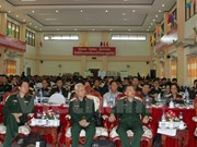 Vietnam, Laos host conference on military medicine