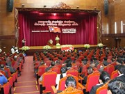 Laos marks 95th birthday of President Kaysone Phomvihane