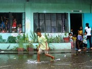 Philippines: Typhoon Melor kills three, affects millions
