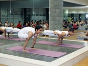 Indian Yoga Association opens first office in HCM City
