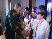 Quang Nam UXO victims receive assistance
