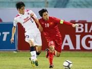 U23s draw with Japan's Cerezo Osaka