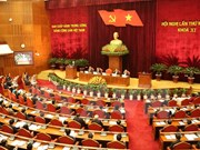 Party Central Committee continues personnel preparation discussion