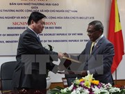 Vietnam, Timor Leste sign MoU on rice trade